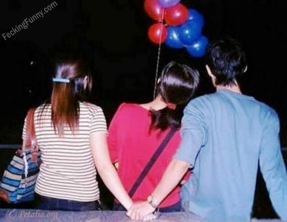 Cheaters, how to hook your friend's boyfriend