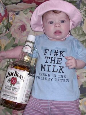 Kid and Whiskey
