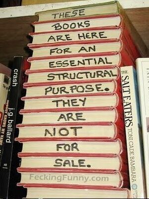 Funny structural books