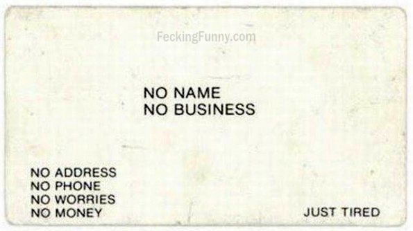 no-name-namecard-funny