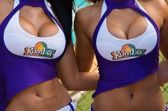 Cuba Rumba dance girls