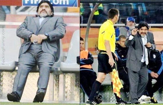 Maradona-dick-size