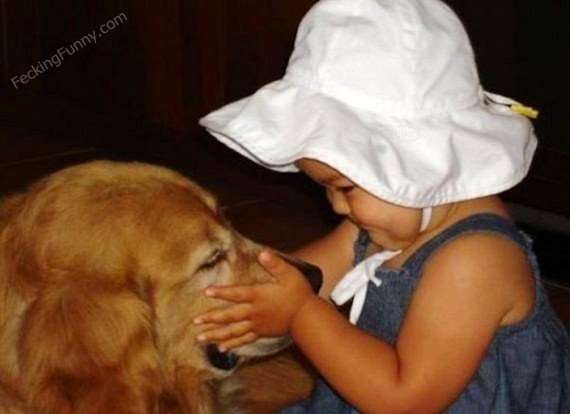 cute-dog-with-baby