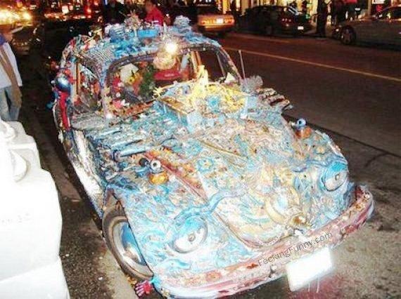 funny-car-in-road