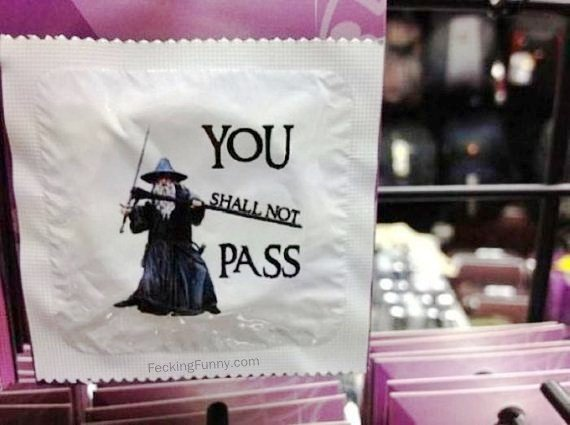 Condom endorsed by Church
