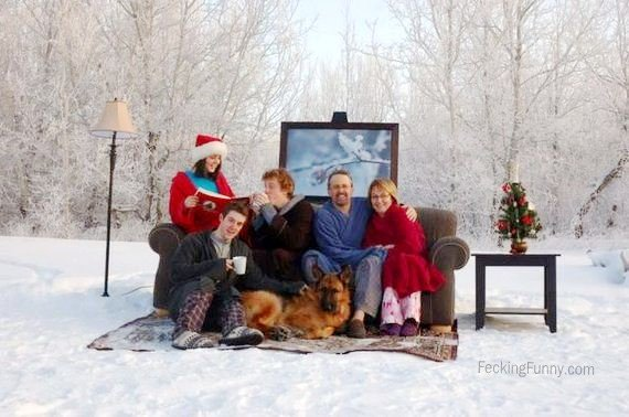 funny-family-outdoor-photo
