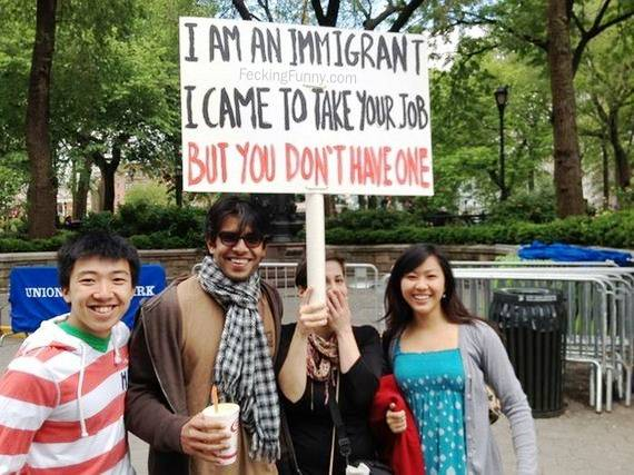 funny-protest-sign-i-came-to-take-your-job-but-you-dont-have-one