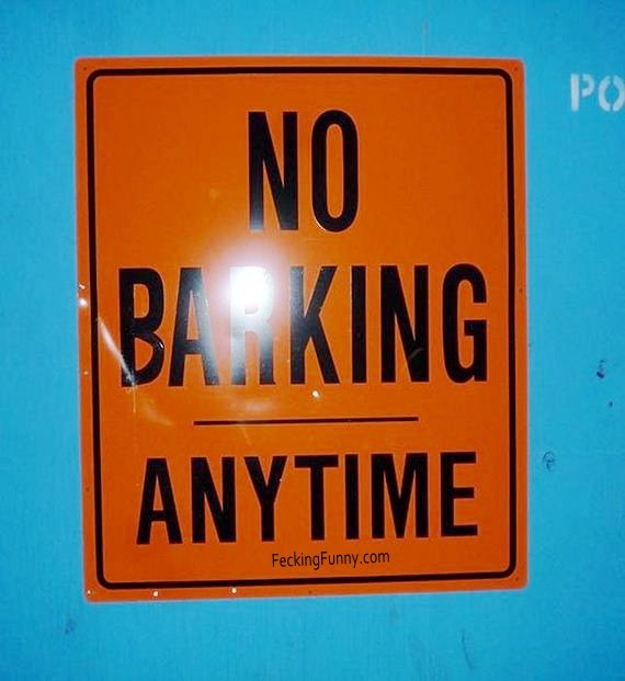 funny-street-sign-no-barking