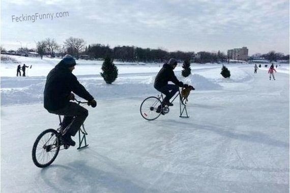 cycling-on-ice