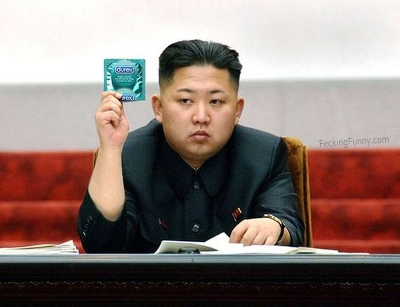 Durex will be banned in North Korea