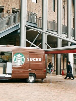 Starbucks of Sucks?