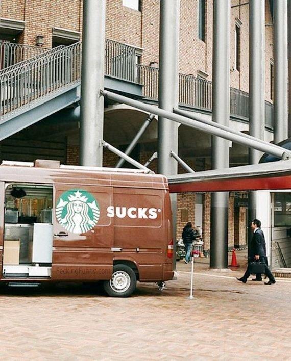 Starbucks of Sucks?