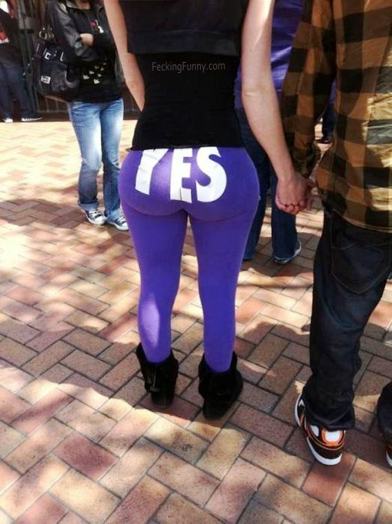 yes-buttocks