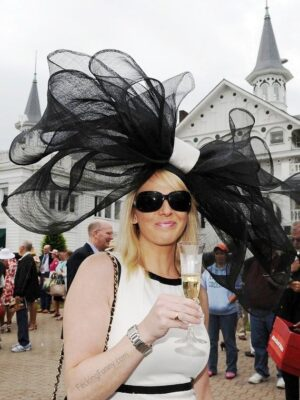 Kentucky Derby hats for lady