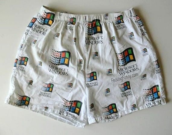 Microsoft pants