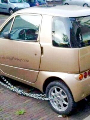 How to lock your car in Russia?