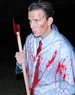 Cosplay: bloody guy