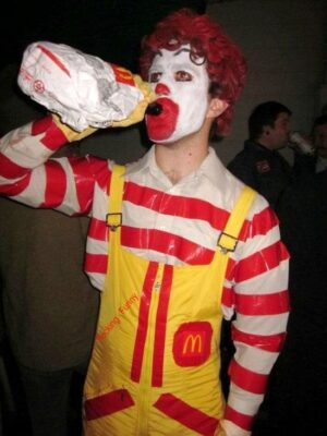 McDonald's Cosplay