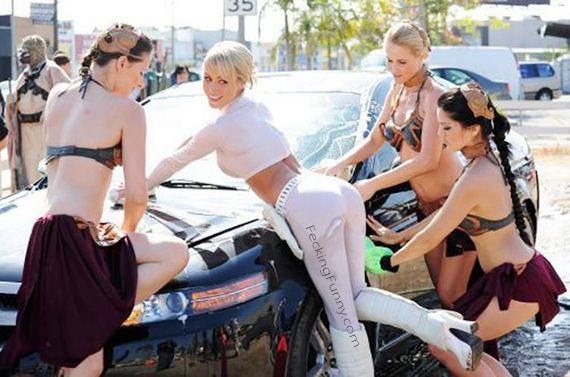 four-sexy-bikini-girl-washing-car